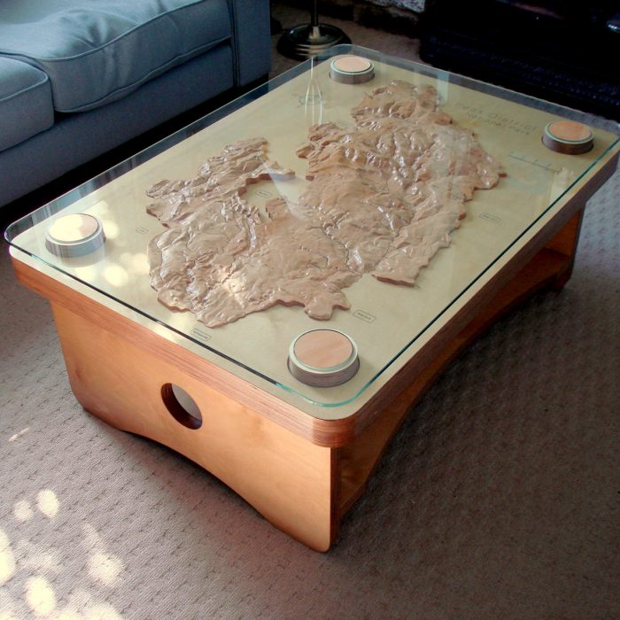 Peak District Coffee Table