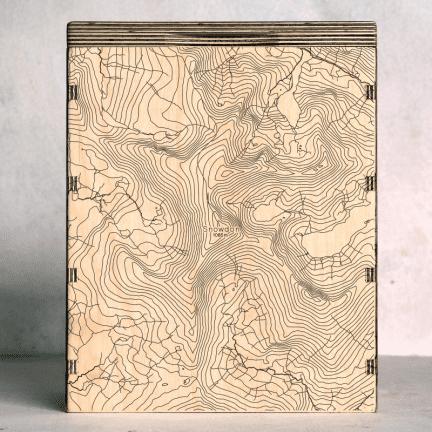 Snowdon Map Box