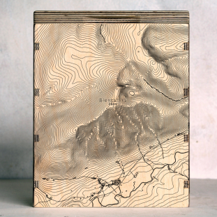 Blencathra Map Box