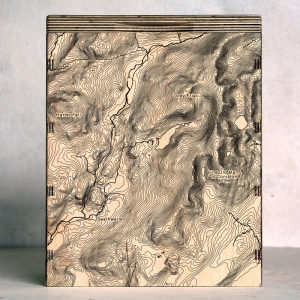 Duddon Valley Map Box