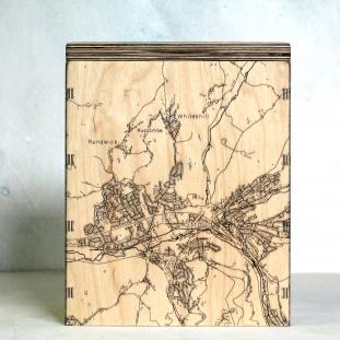 Stroud Map Box