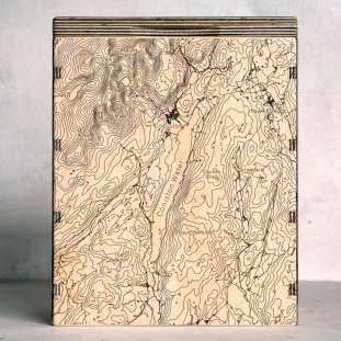 coniston map box