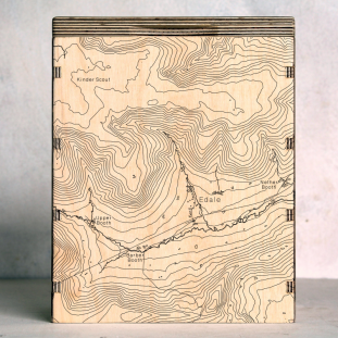 Edale Map Box