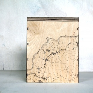Pendeen Map Box