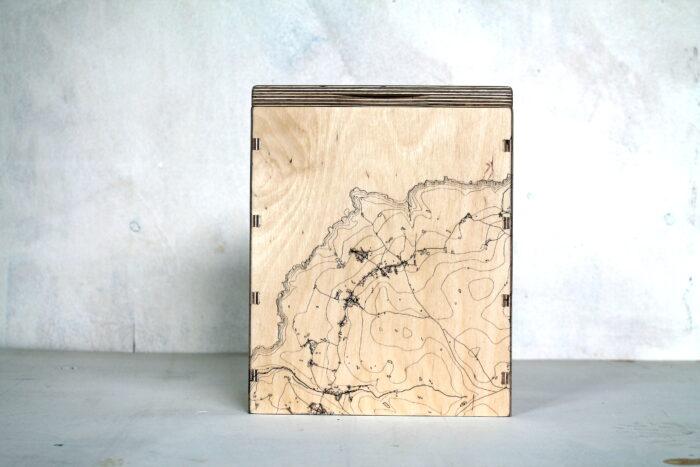 Pendeen Map Box