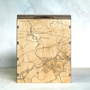 Prudhoe Map Box