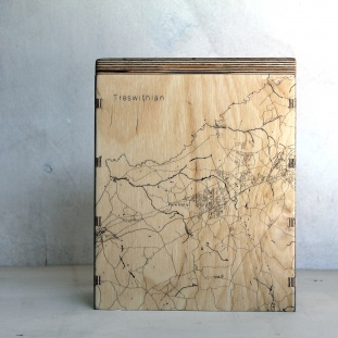 Treswithian Map Box