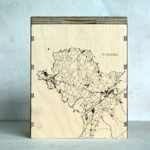 Anglesey Map Box