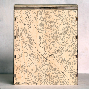 Buttermere Map Box