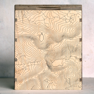 Cadair Idris Map Box