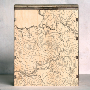 Carn Ingli Map Box