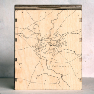 Cockermouth Map Box