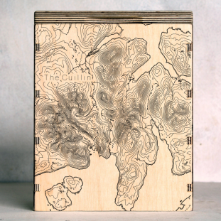 Cuillin Map Box