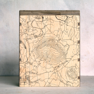 Bredon-Hill Map Box