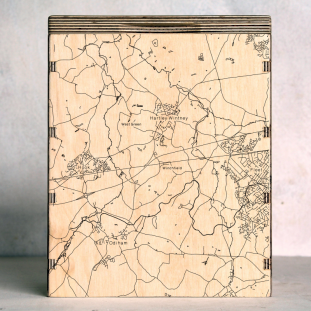 Fleet - Hook Map Box