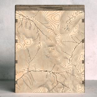 Great Gable Map Box
