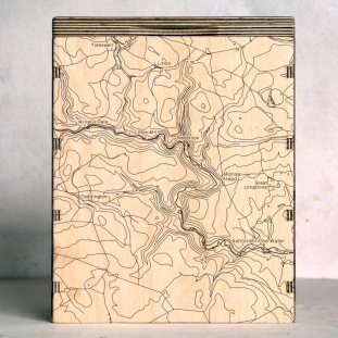 Monsal Dale Map Box