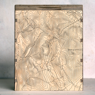 Mournes Map Box