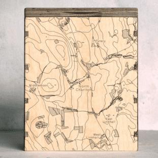 North Charlton Map Box