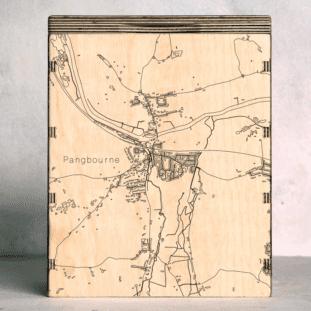 Pangbourne Map Box