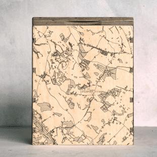 Studham Map Box