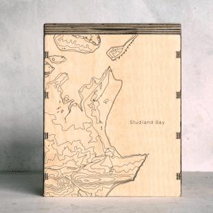 StudlandBay Map Box
