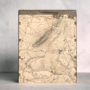 The Wrekin Map Box