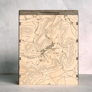 Uley Map Box