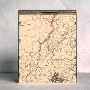 Walton-Brampton Map Box