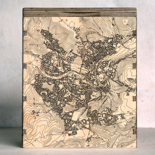 bath map box