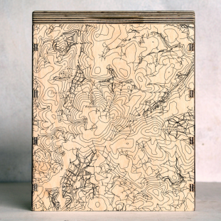 cheviot-hill map box