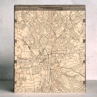croydon map box