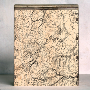 denbigh map box