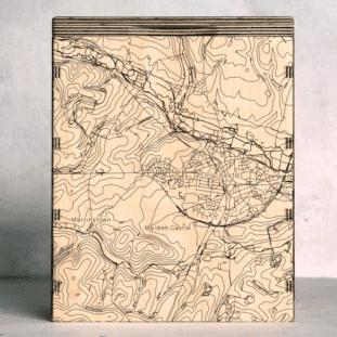 dorchester map box