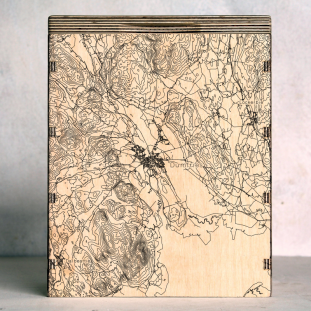dumfries map box