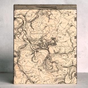 great-torrington map box