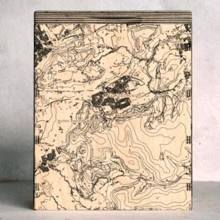 guisborough map box
