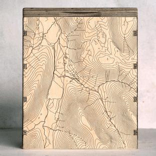 hartsop map box