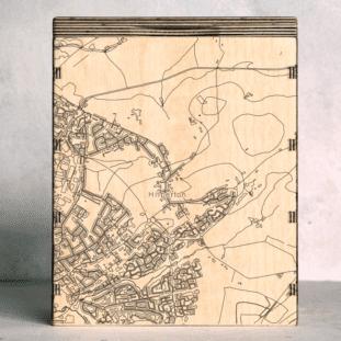 hilperton map box