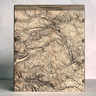 kenmore map box