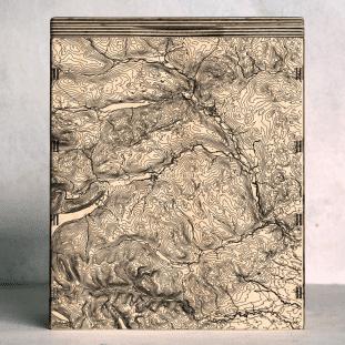 kenmore map box