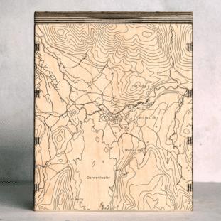 keswick map box