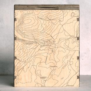 kington map box