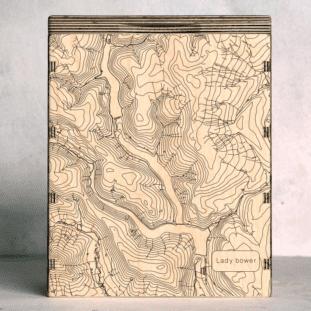 lady-bower map box