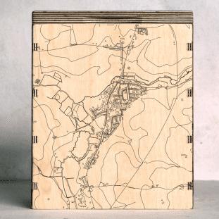 long-melford map box