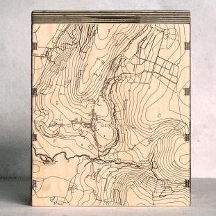 osmotherley map box