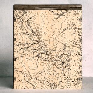 pateley-bridge map box