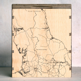 pennine-way map box