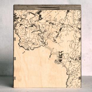 rhoscolyn-to-rhosneigr map box