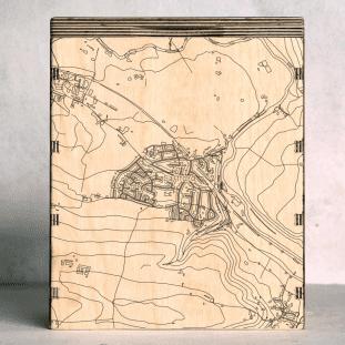 saltford map box